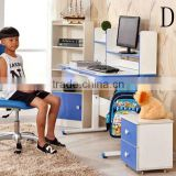 IKE style children's study table and chair set study table and chair set for kid