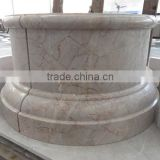 Factory wholesale hot sell garden decorative marble table