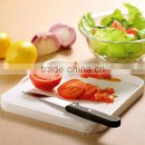 2 in 1 PP cutting board with container