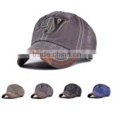 2015 Wholesale Promotional Manufacture Fashion Adjusted Snapback Embroidered Baseball Cap