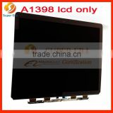 "original for Apple MACBOOK PRO 15 RETINA MODEL A1398 15.4"" Panel WQXGA+ LCD LED Display Screen perfect testing"