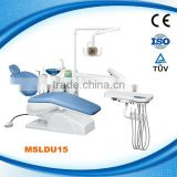 MSLDU15W Modern Designed and Reliable Quality Dental Chair With PU Leather Dental Chair Cushion