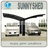 better than canvas awning easy install carport awning make of aluminum alloy polycarbonate