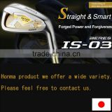 High quality and Easy to use golf iron set HONMA golf club at reasonable prices , small lot available