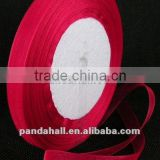 Wholesale Stretch Organza Ribbon, Stringing Materials(RS10mmY026)