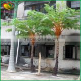 realistic dinosaur hall costume decor artificial spinulose tree fern