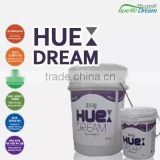 [LAKWOO]Hue Dream plaster wall paint eco friendly Antibiotic chemical substance atopic allergy