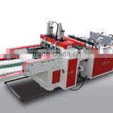 Fully automatic high-speed t-shirt bag making machinery (QF-450*2)