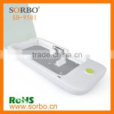 Sorbo Newest Unique Mobile Phone UV Sterilizer / Ultraviolet LED Automatic Cell Phone Disinfector