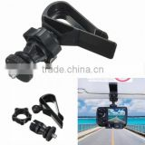 Car Visor Mount Holder / car GPS mount / car sun visor mount
