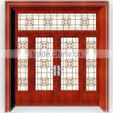 China manufacturer popular used wrought iron door gates for wholesale home is very Wealthy