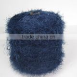 3cm, 5cm length NM6.5/1100% strech soft nylon feather yarn fancy yarn knitting yarn
