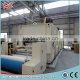 2016 changshu new modle Waste felt hot melting production line/needle punch felt production line