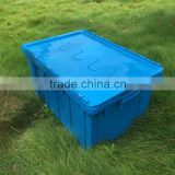 Burglarproof Plastic Logistic Storage Box for Warehouse