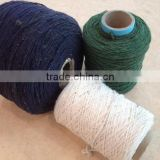 China gold supplier Promotion personalized recycled cotton yarn mill