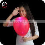 2016 Hot Gift Items Led Lighting Latex Glow Balloon