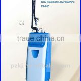 Treat Telangiectasis Hot In UK! Fractional Fractional Co2 Laser Medical Equipment PZ604 Eliminate Body Odor