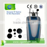 CG-848 Professional Monopolar RF face iron wrinkles for skin tightening