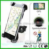 Universal Bicycle motorcycle Gps Bracket Bike Phone Mount 360 Degree Rotating bike phone holder