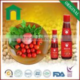 Chinese factory Red tomato sauce with best material
