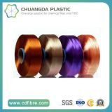 5kg Spool PP Bcf Colored Yarn for Weaving and Knitting
