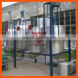 100kg/h Jatropha seeds refinery sunflower oil /oil refine machine/oil refinery equipment