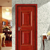 The New Red Spell Wood Steel Door with Competitive Price
