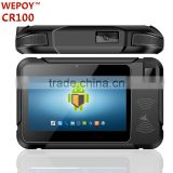 Android Biometric device with WIFI 3G Bluetooth GPS Camera fingperint