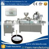 Chinese Wholesale Manual Tube Filling Sealing Machine for Mascara/Hair Conditioner/Cream Paste