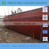 100cbm small sand transporter barges/vessels for sales