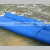PVC floating oil boom