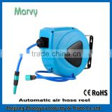 Adjustable auto retractable garden tools hose reel with CE and ROHS