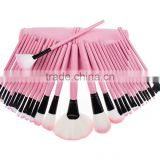 professional 32pcs makeup brush set hot selling cosmetic tools beauty tips makeup brushes