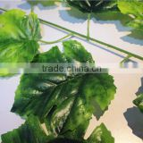 Home and outdoor garden table wedding christmas decoration 60cm or 2ft Height artificial colorfully maple leaf E06 0608