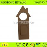 unfinished cheap good quality wooden hanger for door