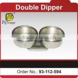 good quality double dipper