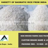 INDIAN RICE BASMATIC WITH BRAND NAME