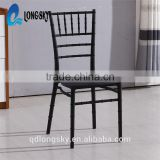 LS-4178 hot new wholesale plastic restaurant banquet chair PP chiavari chairs for event
