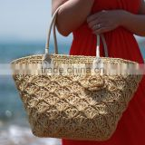 R0029H Shoulder straw bag