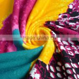 Printting modal jersey special design jersey fabric
