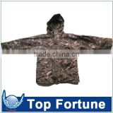 military camouflage hunting jacket