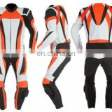 Leather Motorbike Suit/Genuine Leather Motorcycle Suit/Racing Leather Suit