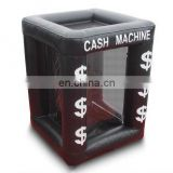 2014 hot sell inflatable cash cube