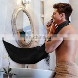 Hot Sale Man Beard Bib Bathroom Beard Apron For Man Beard Catcher Waterproof Floral Cloth Household Cleaning Protections