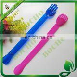 Plastic Back scratcher with shoe horn