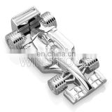 Exquisite F1 Racing Car Metal Plating U disk/ USB Flash Driver