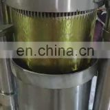 hemp hydraulic oil press machine