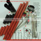 Polyolefin Insulation Material Heat Shrink Cable Termination And Joints for Cable Size 25MM to 630.0MM