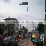 50w New Design for Hati, integrated street light solar, all in one street light led solar street light