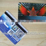 1024bit ICODE SLI scratch card for lottery ticket